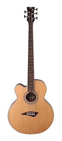 Dean Acoustic-Electric Bass Cutaway 5 String Satin Finish