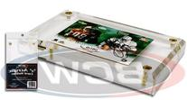 Acrylic 4 Screw 1/2 Inch UV Protected Trading Card Display