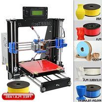 Geeetech Acrylic Prusa I3 Pro B Unassembled 3D printer DIY