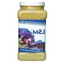 Carib Sea ACS00528 LSM Sulfur Filter Media for Aquarium, 1-