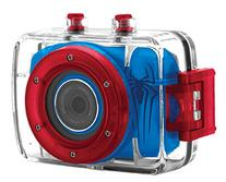 Spiderman 78346N 5MP Action Camera with 1-Inch LCD