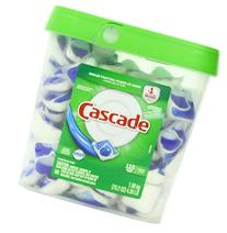 Cascade Actionpacs Dishwasher Detergent, Fresh Scent, 110