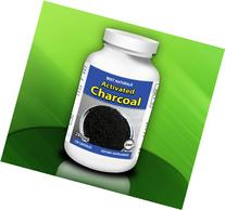 Solaray - Activated Charcoal, 280 mg, 90 capsules
