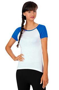 Womens Active Comfortable Short & Long Sleeve Scoop Neck