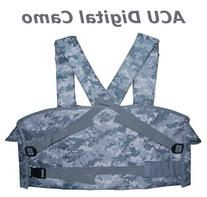 ACU Digital Camouflage 7-Pouch Chest Rig