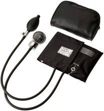 ADC DIAGNOSTIX 700 Pocket Aneroid Sphygmomanometer, Black,