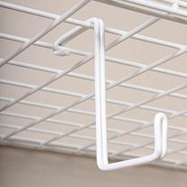 Add-on Storage Hook in White