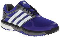adidas Men's Adipower s Boost Golf Shoe, Night Flash/Running