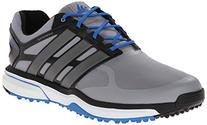 adidas Men's Adipower S Boost Golf Shoe, Light Onix/Dark