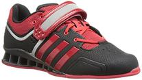 adidas Performance Adipower Weightlifting Trainer Shoe,Black