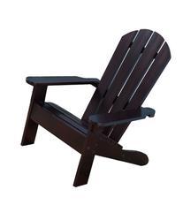 KidKraft Adirondack Chair - Espresso