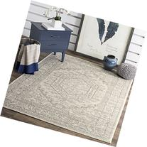 Safavieh Adirondack Collection ADR108B Ivory and Silver