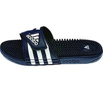 adidas Originals Men's Adissage Sandal, Core Black/Light