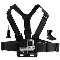 Zoukfox Chest Belt Strap Harness Mount, Camera Headstrap