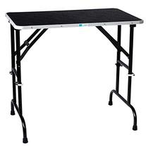 Master Equipment Adjustable Height Grooming Table, 42 by 24-