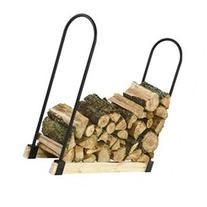 Outdoor Adjustable Log Storage System