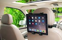 Okra 360 Degree Adjustable Rotating Headrest Car Seat Mount