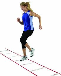 SPRI Adjustable Rung Agility Ladder