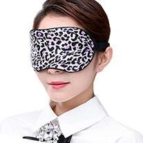 Adjustable Silk Eye Mask Sleep Mask Eye-shade Sleeping Relax
