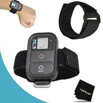 Xtech Adjustable Waterproof Remote Wrist Mount Strap