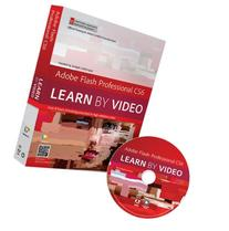 Adobe Flash Professional CS6: Learn by Video: Core Training