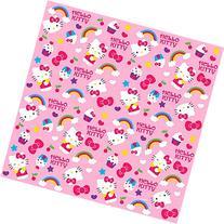 Adorable Hello Kitty Rainbow® Gift Wrap Birthday Party