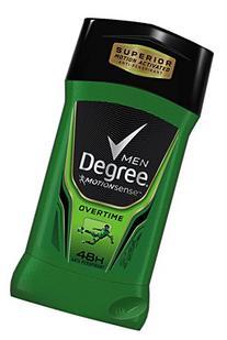 Degree Men Antiperspirant, Overtime 2.7 Oz