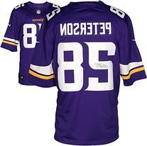 Adrian Peterson Minnesota Vikings Autographed Nike Limited