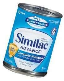 Similac Advance Infant Formula with Iron, Concentrated