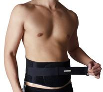 Bracoo Advanced Adjustable Back Brace, Black, L/XL