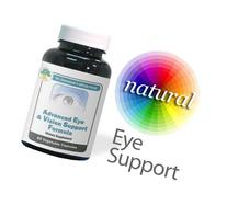 Advanced Eye & Vision Support Formula, 60 capsules - Support