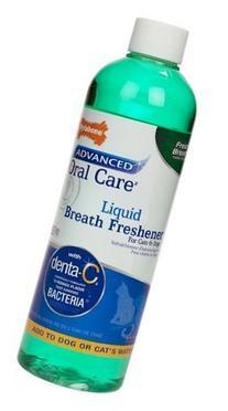 Nylabone Advanced Oral Care Liquid Breath Freshener, 16-