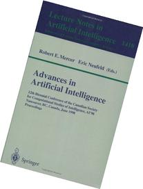 Advances in Artificial Intelligence 12th Biennial Conference of the Canadian Society for Computational Studies of Intel