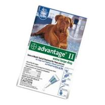 Advantage 2 Dog Blue