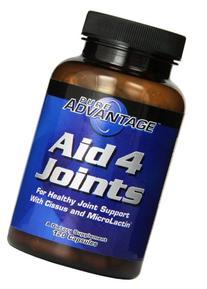 Aerobic Life Pure AdvantageTM Aid 4 Joints With Cissus - 120