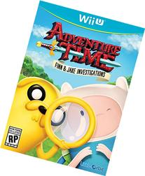 Adventure Time Finn and Jake Investigations - Wii U
