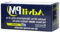 Advil Pm Caplet 80ct Size 80ct