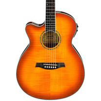 Ibanez AEG20II Flamed Sycamore Top Cutaway Acoustic-Electric