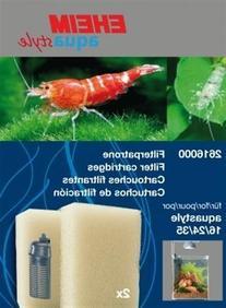 Eheim AEH2616000 2-Pack Filter Pad Aquastyle for Aquarium