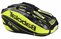 Babolat Pure Aero Racket Holder X12-Yellow