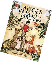 Aesop's Fables for Children - With CD