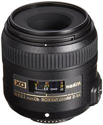 Nikon AF-S DX Micro-NIKKOR 40mm f/2.8G Fixed Zoom Lens with