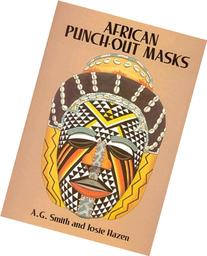 African Punch-Out Masks