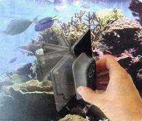 Gulfstream Tropical AGU00100 Mag Flip Glass for Aquarium