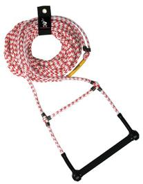 Kwik Tek AHSR-2 Diamond Grip Slalom Training Rope