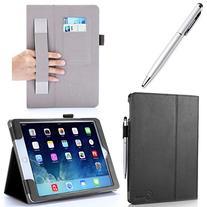 iPad Air 2 Case, i-Blason Slim Leathe Book Stand Cover Case