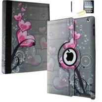 iPad Air 2 Case - JYtrend  360 Degrees Rotating Stand