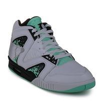 Nike Men's Air Tech Challenge Hybird QS White/Green Glow/