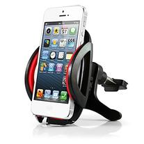 Abco Tech Air Vent Smartphone Car Mount with Push-In One