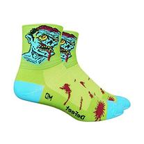 "Defeet Aireator 3"" Zombie Socks"